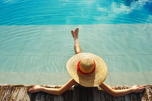 Joel Schlessinger MD shares how the summer season can affect those with chronic skin conditions