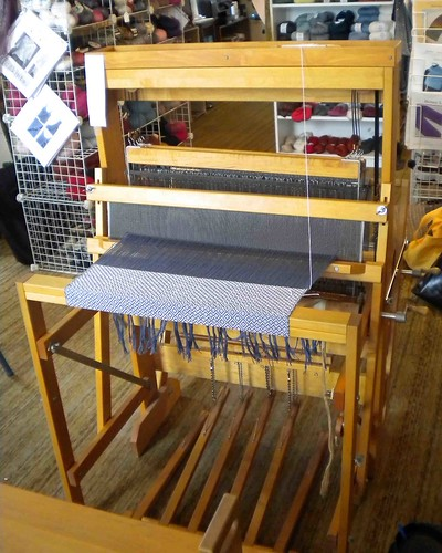 Lessons - Weaving Started 2