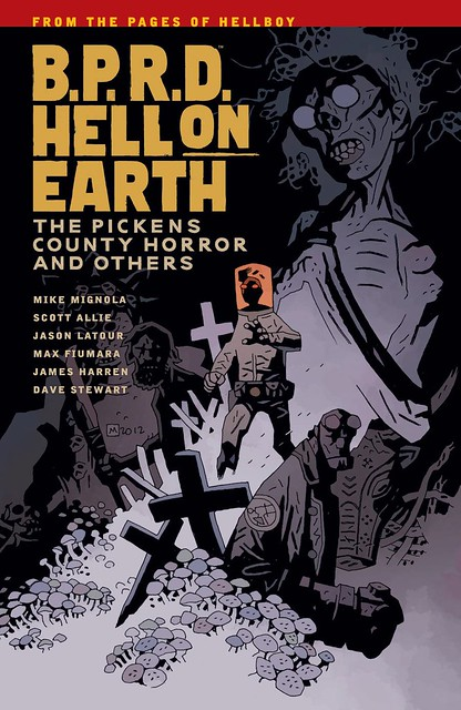 BPRD: THE PICKENS COUNTY HORROR trade