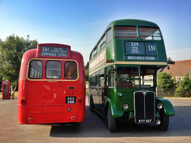 Epping and Ongar Buses