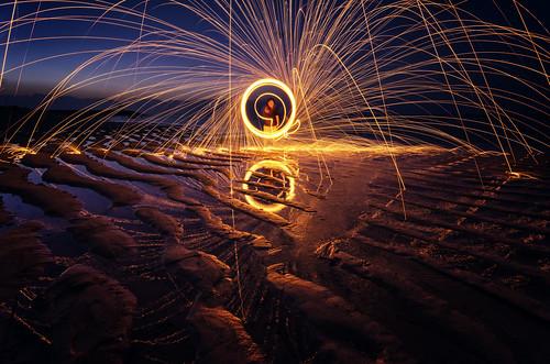 longexposure sky bali wool sunrise indonesia landscape sand nikon steel tokina sparks f28 pantai sanur steelwool 1116mm d7000 mertasari