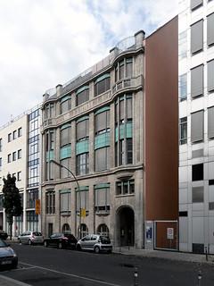 Gildehaus der Berliner Papier- und Druckgewerbe
