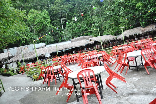 Veg Fish Farm Thai Restaurant Hulu Langat 1
