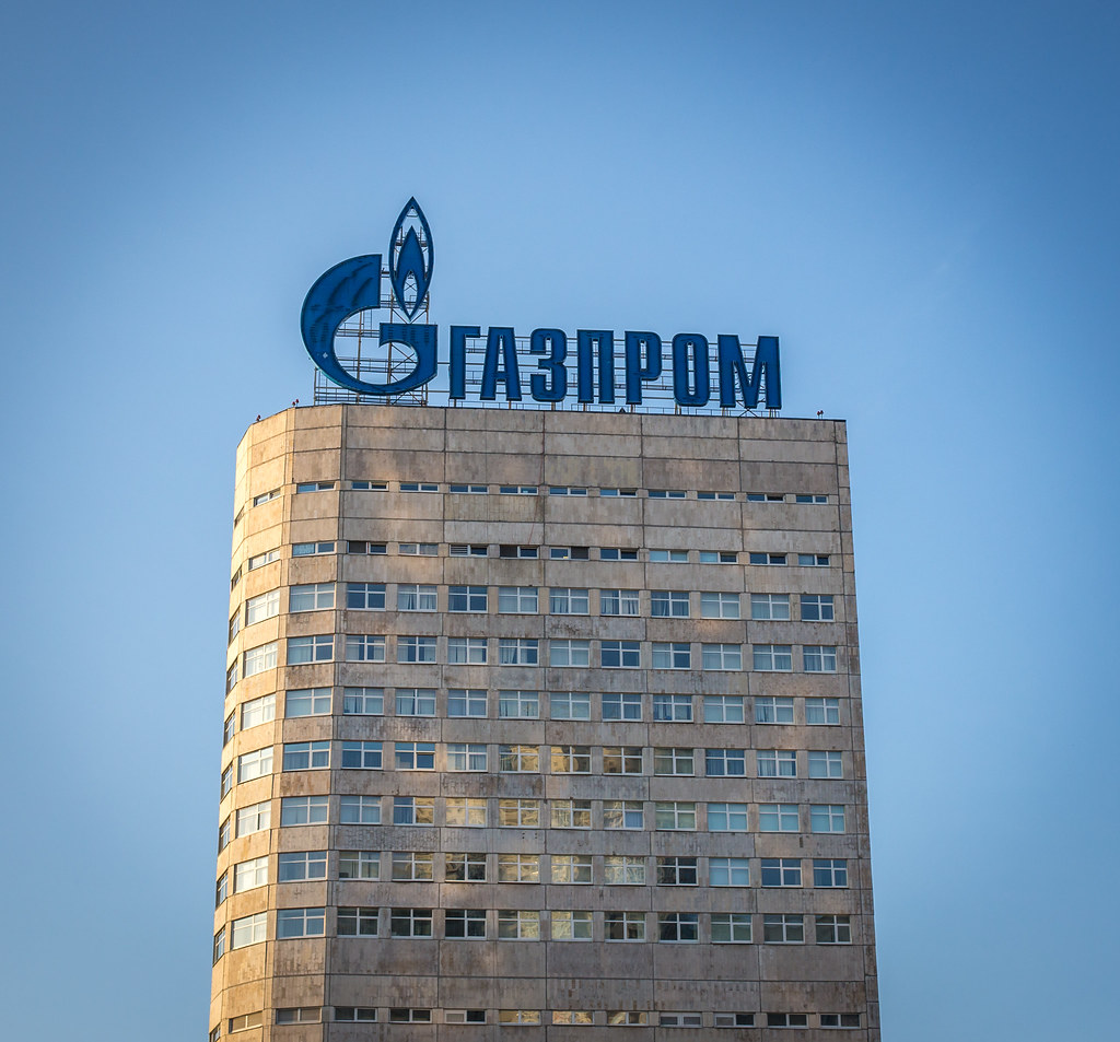 Gazprom could have a key role in this matter