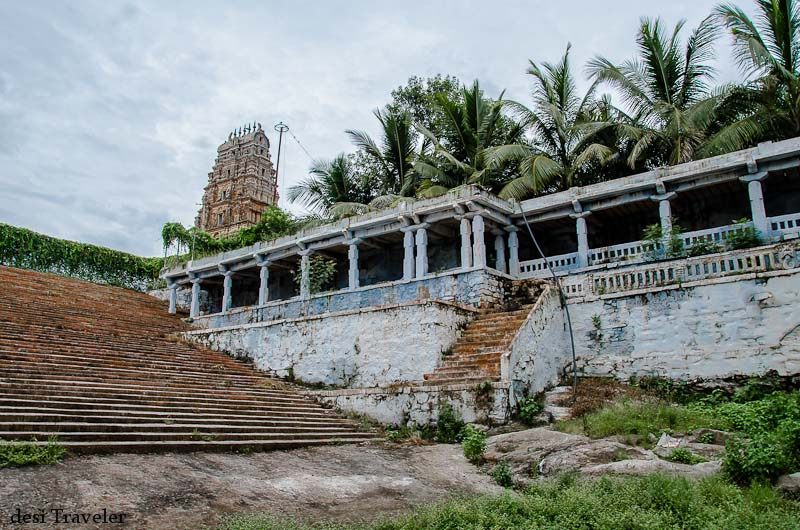 Kodanda Rama Temple Ammapalle cinema gudi Shamshabad