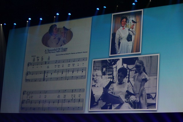 Richard Sherman and Alan Menken Disney Songbook concert at the 2013 D23 Expo