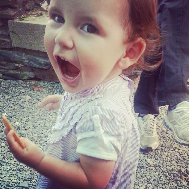 Néné s'amuse chez les amis ;-) #blog #blogueuse #ourlittlefamily #france