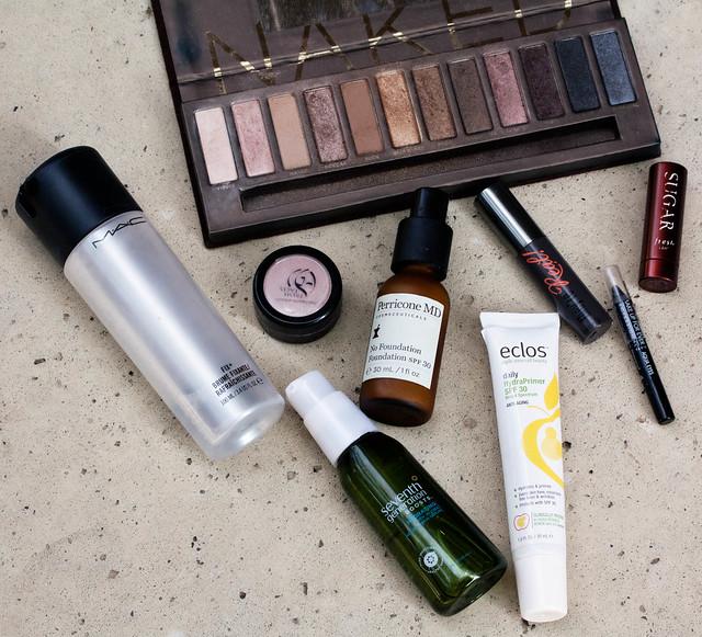 paraben-free makeup look #AllNaturalStyleSecrets