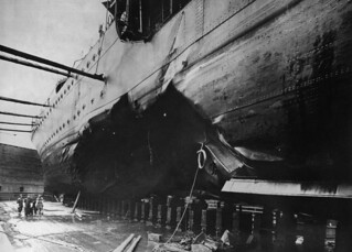Torpedo damage to HMS Kelly | by Tyne & Wear Archives & Museums