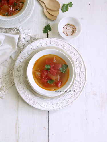 Watermelon Rind Curry 1