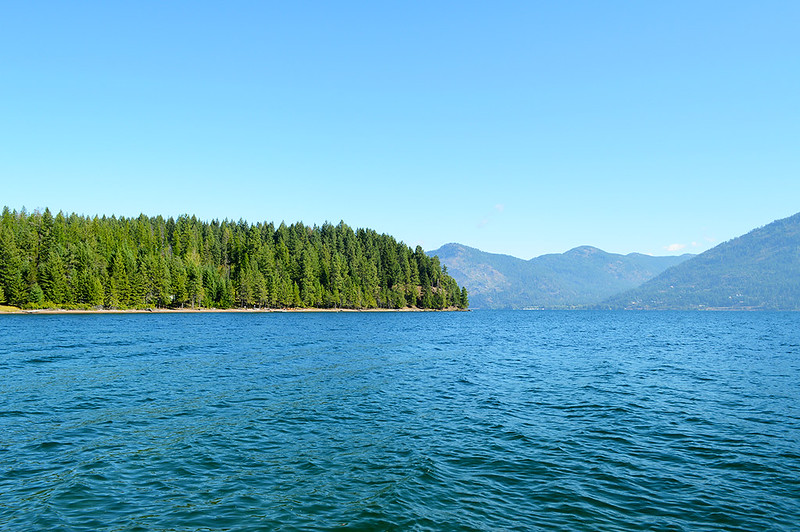 The Beautiful Lake Pend Oreille