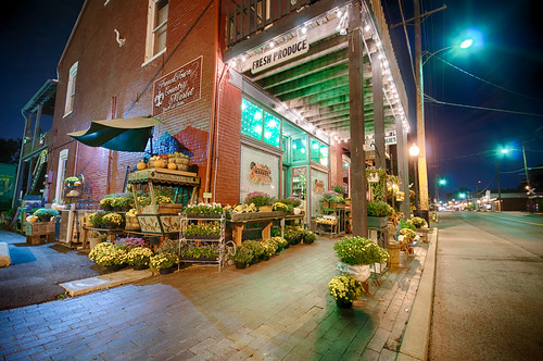 Frenchtown Market by Jeff.Hamm.Photography