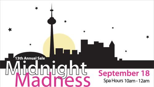P+S Midnight Madness 2013
