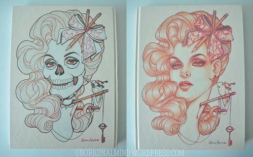 GlennArthurSketchbook