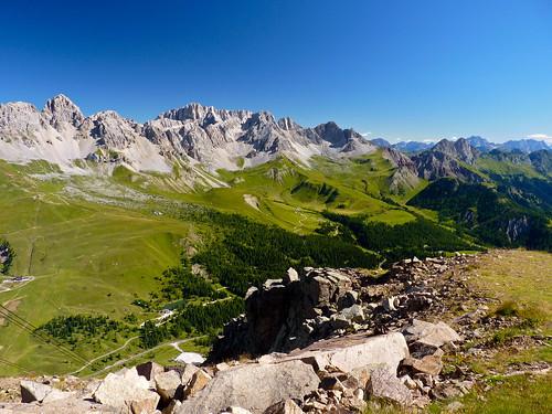 Panorama da Col Margherita