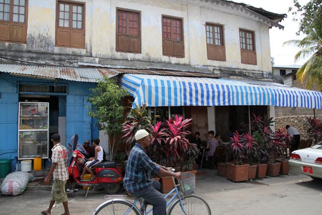 Lukmaan Restaurant in Stone Town, Zanzibar