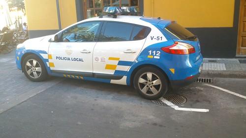 Policía Local. Islas Canarias. 9881451575_67c35200e5