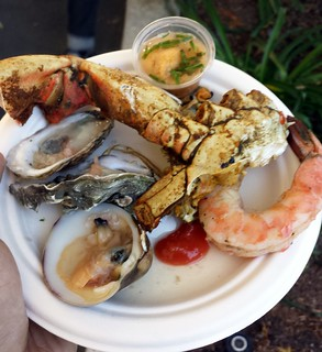 Seafood Platter @ The Hungry Cat