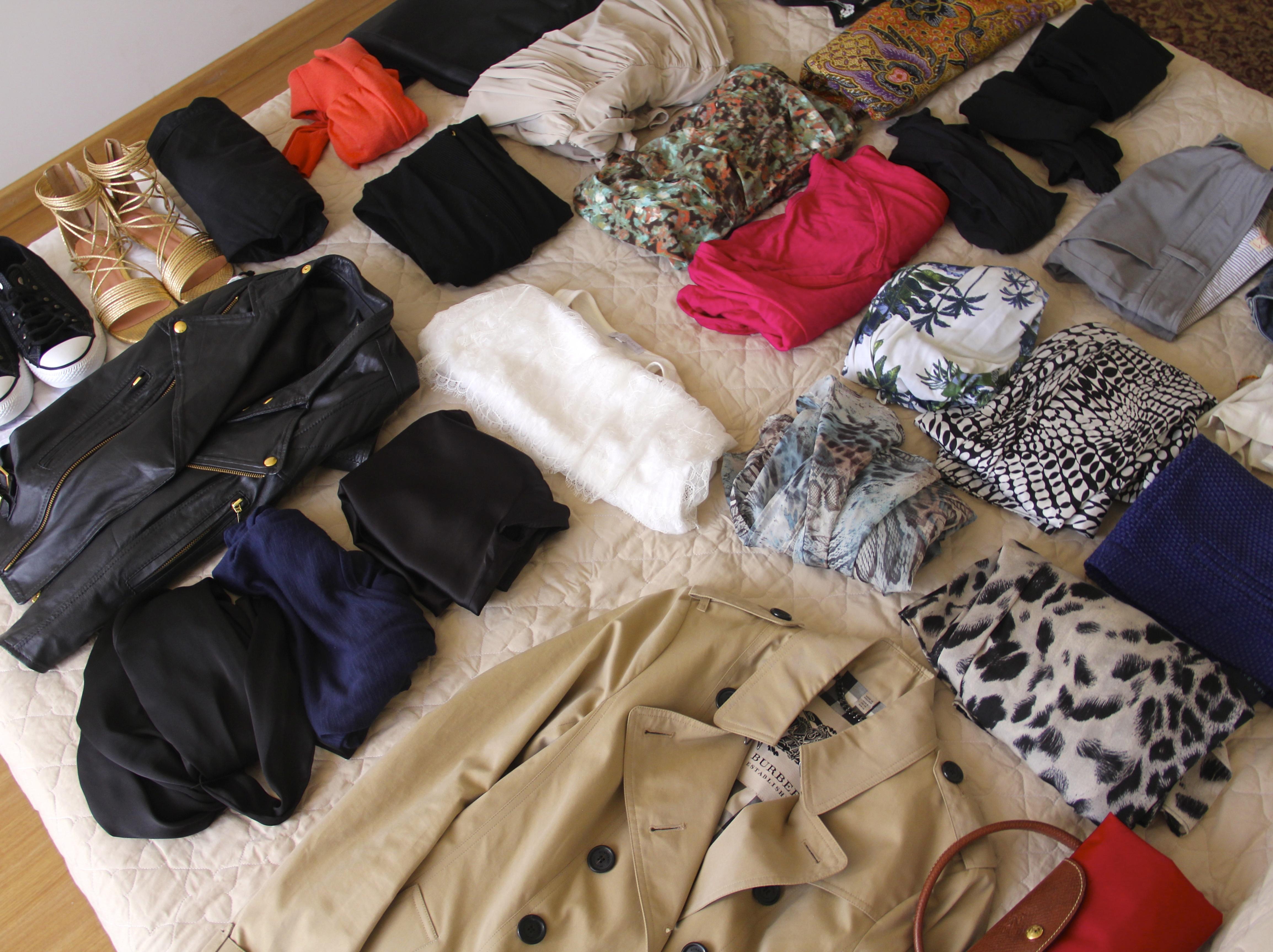 df4939e9021a8 Viajando leve  10 dicas para viajar só com bagagem de mão (ou pelo ...