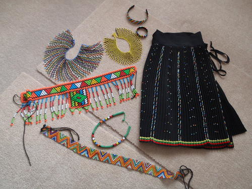 Africa -   Zulu Traditional Wear   was listed for R400 00 on 28 Aug at    Zulu Culture Clothing
