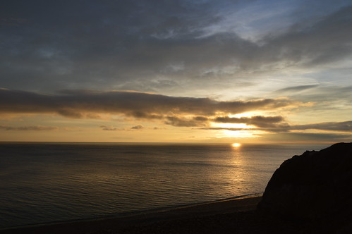 Easington Beach, Easington Colliery, County Durham