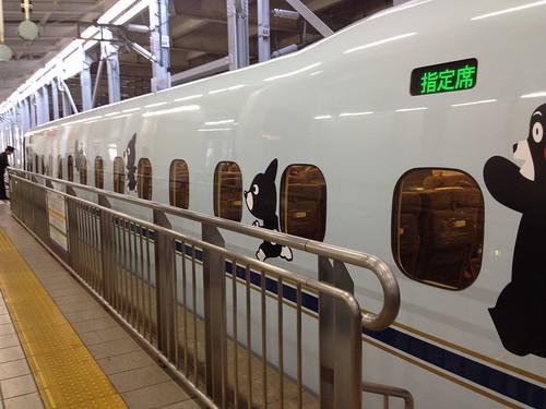 さくら544号で帰途 by haruhiko_iyota