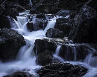 Roaring Meg Waterfall