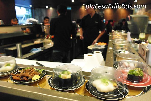 sushi rio kaiten sushi