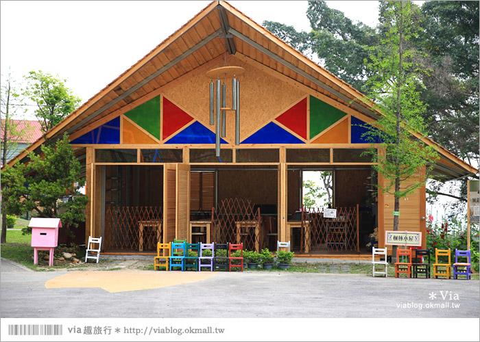 【彰化景點】克林姆莊園Cream Manor~小型動物園!戶外親子同遊好去處28