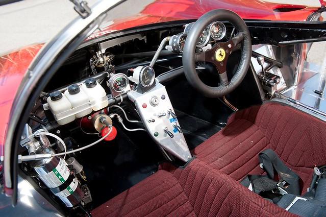 Ferrari Dino 206 S Spider de 1.967