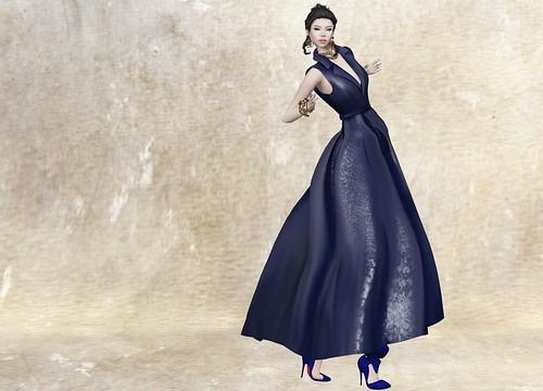 TOPAZIA - Grace dress