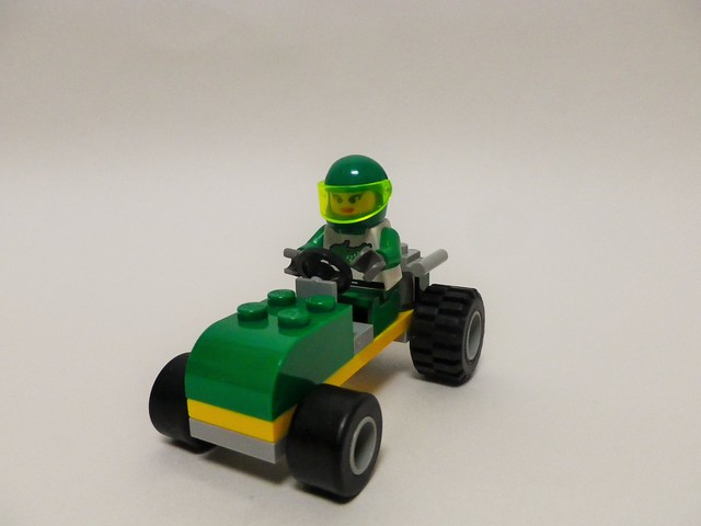 1284 Green Crocodile