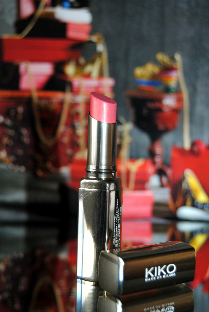 KIKO Lipstick Review (2)