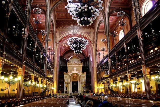 Que hacer y ver en Budapest.