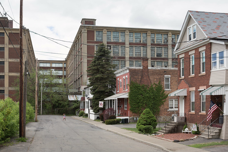 Residential Block, (Former) Fownes Brothers Glove Factory