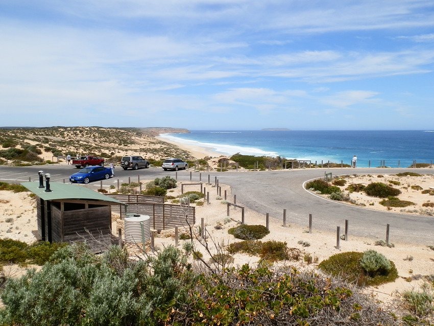 West Cape Loo, Innes National Park, Yorke Peninsula