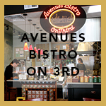 Avenues Bistro on 3rd
