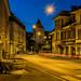 blue hour in Nidau by McWhite