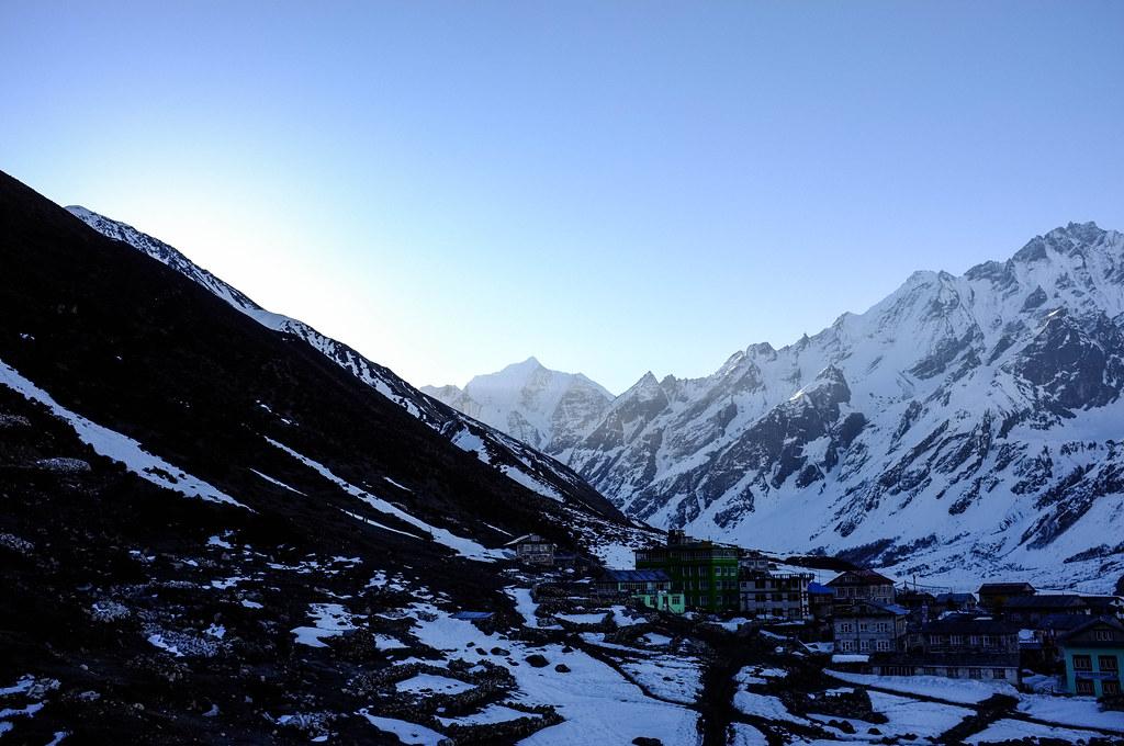 Kyanjin Gompa, Langtang Valley Trek, Nepal