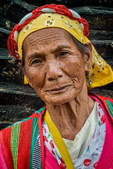 Ibaloi Tribe Woman #1