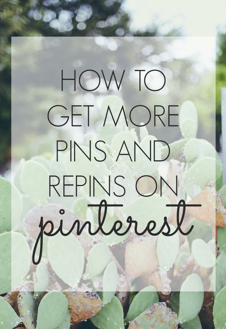 How to Get More Pins and Repins on Pinterest, promote your pins on pinterest