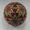 All My Temari, New Pink and Green (3)