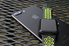 Ceramic Apple Watch Edition with Black Nike Sport Band, iPhone 7 Plus M