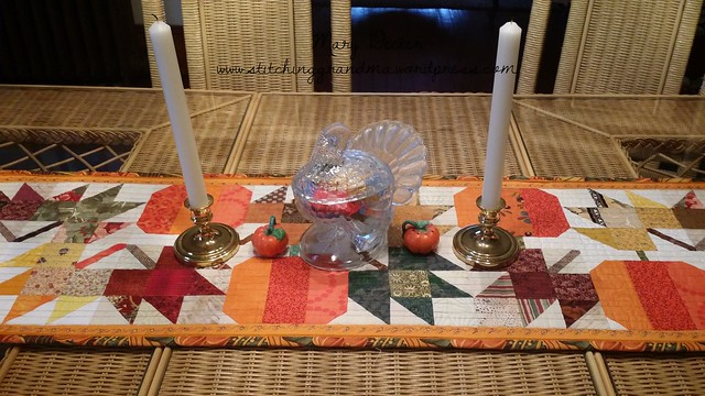 Autumn Jubilee Tablescape