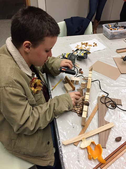 Nasher Teens - Deconstruct and Build with Jeff Bell