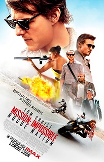 不可能的任務:失控國度 │ Mission-Impossible - Rogue Nation (2015)