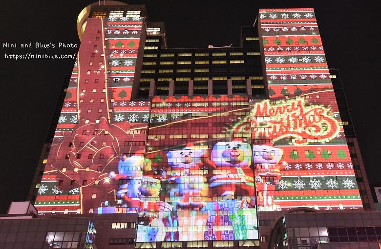 2016新北市耶誕城板橋車站景點28