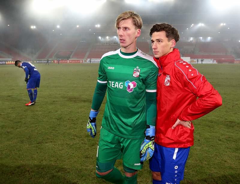 26.11.2016   FC Rot-Weiss Erfurt vs. Chemnitzer FC 1-2, Foto: Frank Steinhorst - Pressefoto