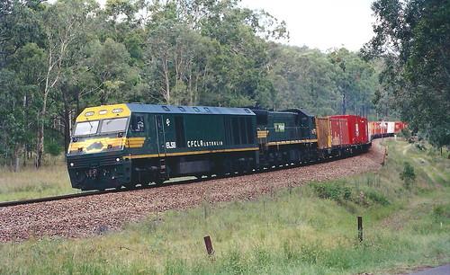 1 MB7  EL58 & X53 Martins Creek