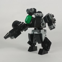Black Dog Lockon - Commander Type